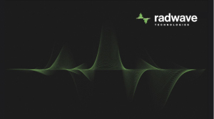 Radwave Technologies Inc.