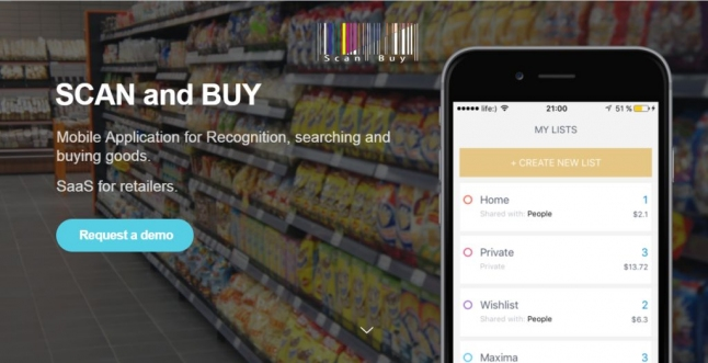 Retail Automation platform for self-service in retail