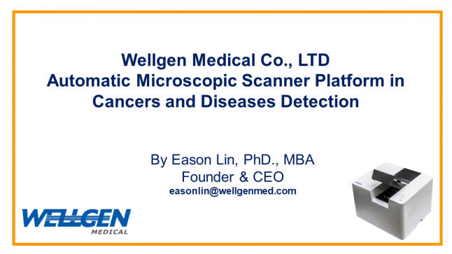Wellgen Medical Co., LTD