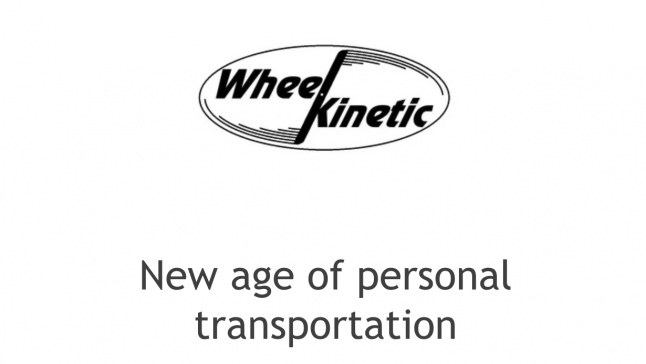 WheelKinetic